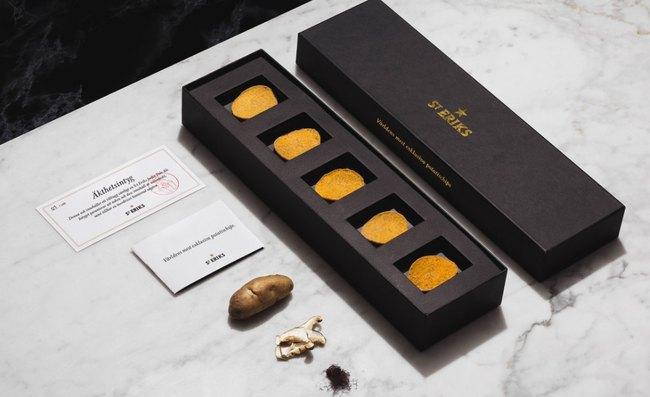 Hộp khoai tây 5 miếng quý tộc có giá tận 1,7 triệu đồng - Ảnh 5.