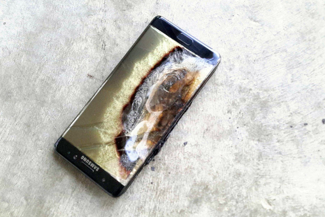 Hành trình thất thủ đầy nuối tiếc của Samsung Galaxy Note7 - Ảnh 2.