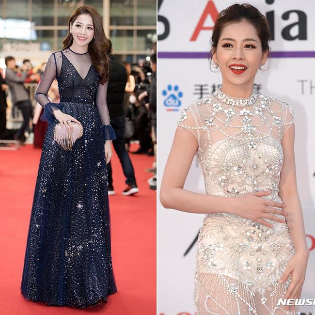 Nữ hoàng thảm đỏ 2016: Angela Phương Trinh, Chi Pu, Phạm Hương... ai xứng đáng nhất? - Ảnh 7.