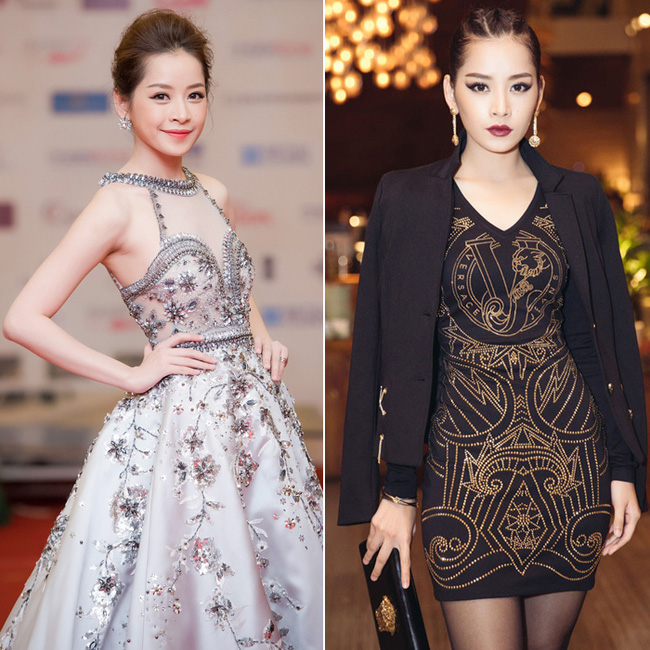 Nữ hoàng thảm đỏ 2016: Angela Phương Trinh, Chi Pu, Phạm Hương... ai xứng đáng nhất? - Ảnh 9.