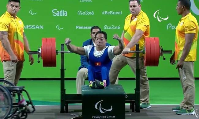 Lê Văn Công giành HCV lịch sử cho thể thao Việt Nam ở Paralympic - Ảnh 1.