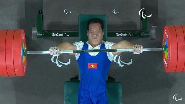 Lê Văn Công giành HCV lịch sử cho thể thao Việt Nam ở Paralympic - Ảnh 2.