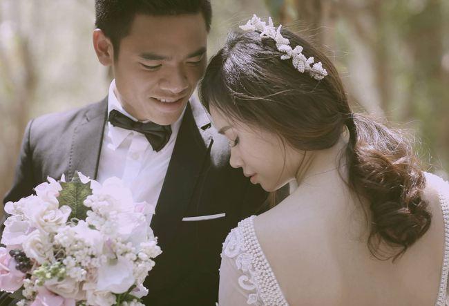 Những đám cưới đẹp như mơ của sao thể thao Việt Nam năm 2016 - Ảnh 3.
