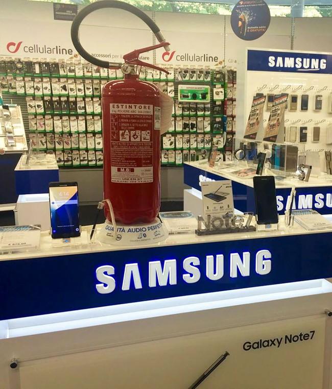 Ngàn lẻ một phản ứng éo le của cư dân mạng về Note7 khiến Samsung cũng phải méo mồm - Ảnh 3.