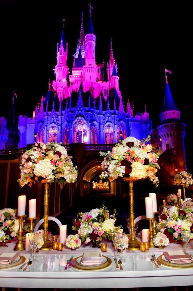 Hóa thân thành công chúa Disney trong ngày cưới, còn gì tuyệt diệu hơn chứ? - Ảnh 2.