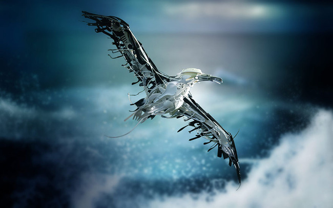 Từ nhựa phế liệu, nghệ sĩ này đã dựng nên mô hình động vật vô cùng tinh xảo - Ảnh 7.