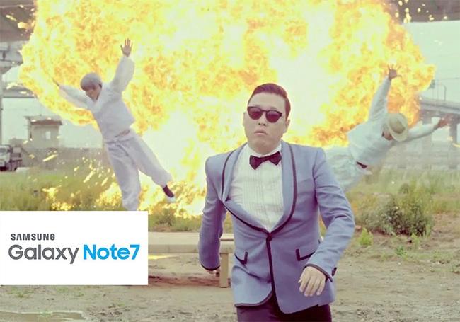 Ngàn lẻ một phản ứng éo le của cư dân mạng về Note7 khiến Samsung cũng phải méo mồm - Ảnh 10.