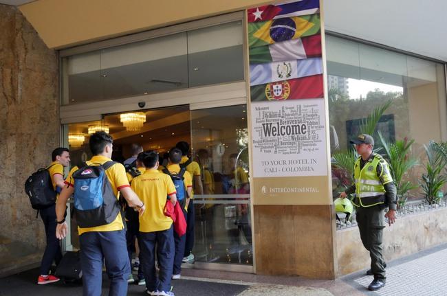 Tuyển futsal Việt Nam được bảo vệ nghiêm ngặt trước khi tham dự World Cup - Ảnh 2.