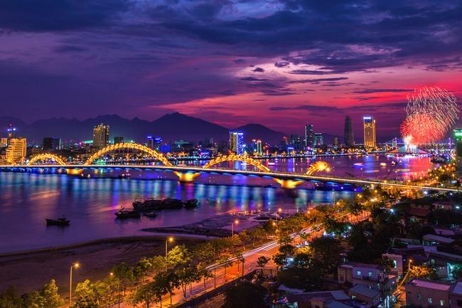 Vượt Bắc Kinh, Kuala Lumpur... Đà Nẵng trở thành điểm đến sự kiện lễ hội hàng đầu châu Á - Ảnh 1.