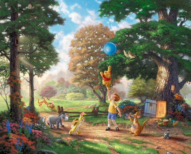 Không thể tin nồi còn có họa sĩ vẽ tranh Disney đẹp hơn cả bản gốc - Ảnh 12.