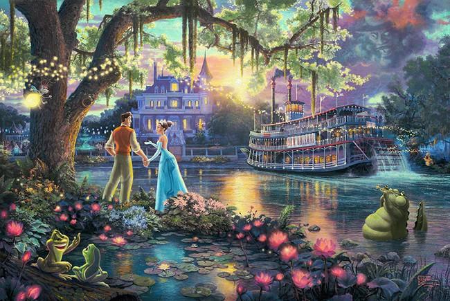 Không thể tin nồi còn có họa sĩ vẽ tranh Disney đẹp hơn cả bản gốc - Ảnh 15.