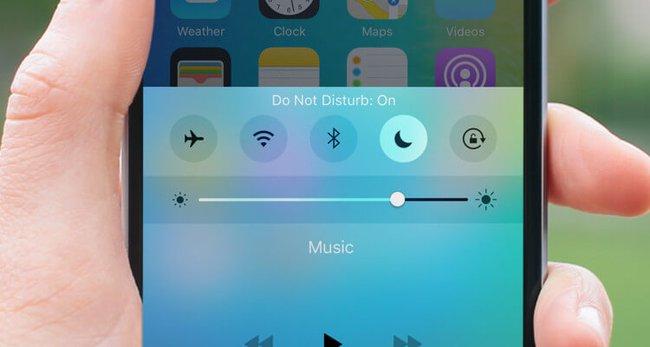Tại sao không chỉ tắt chuông, iPhone còn có thêm tính năng Không làm phiền - Ảnh 3.