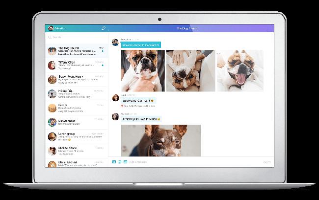 Huyền thoại chat Yahoo Messenger bất ngờ được hồi sinh với giao diện hoàn toàn mới - Ảnh 3.
