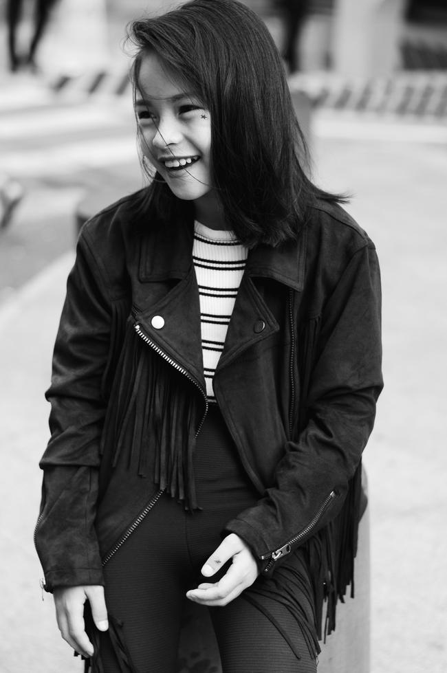 Cô bé 10 tuổi người Việt với phong cách thời trang không kém gì fashionista nhí nước ngoài - Ảnh 9.