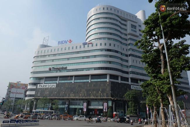 Trung tâm thương mại Parkson cuối cùng tại Hà Nội chuẩn bị di dời sau 8 năm hoạt động