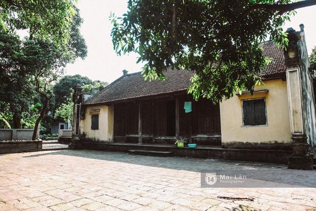Ít ai biết ở gần Hà Nội có ngôi làng cổ hơn 200 năm tuổi, đẹp như tranh! - Ảnh 19.