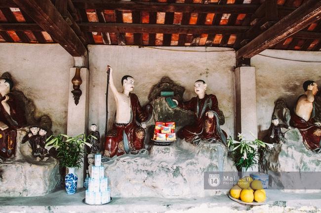Ít ai biết ở gần Hà Nội có ngôi làng cổ hơn 200 năm tuổi, đẹp như tranh! - Ảnh 12.