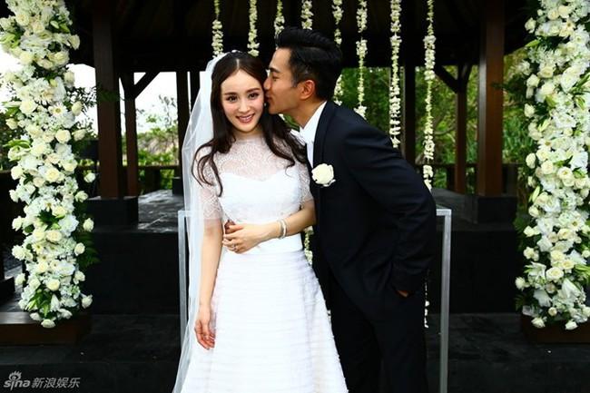 Trước khi có scandal ngoại tình chấn động, Dương Mịch - Lưu Khải Uy đã ngọt ngào và hạnh phúc thế này! - Ảnh 7.