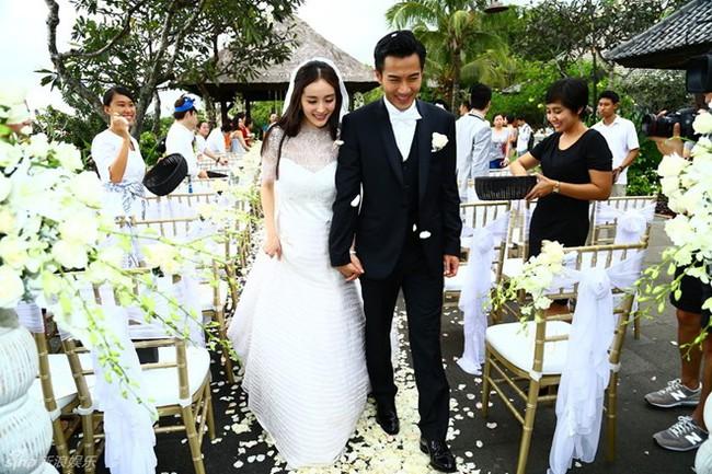 Trước khi có scandal ngoại tình chấn động, Dương Mịch - Lưu Khải Uy đã ngọt ngào và hạnh phúc thế này! - Ảnh 14.