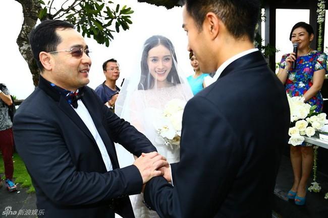 Trước khi có scandal ngoại tình chấn động, Dương Mịch - Lưu Khải Uy đã ngọt ngào và hạnh phúc thế này! - Ảnh 16.