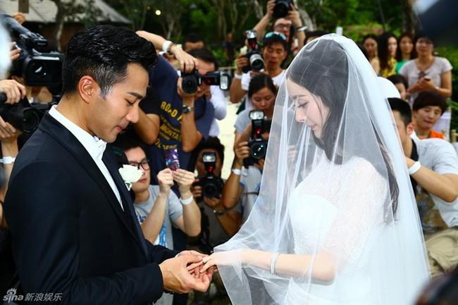 Trước khi có scandal ngoại tình chấn động, Dương Mịch - Lưu Khải Uy đã ngọt ngào và hạnh phúc thế này! - Ảnh 13.