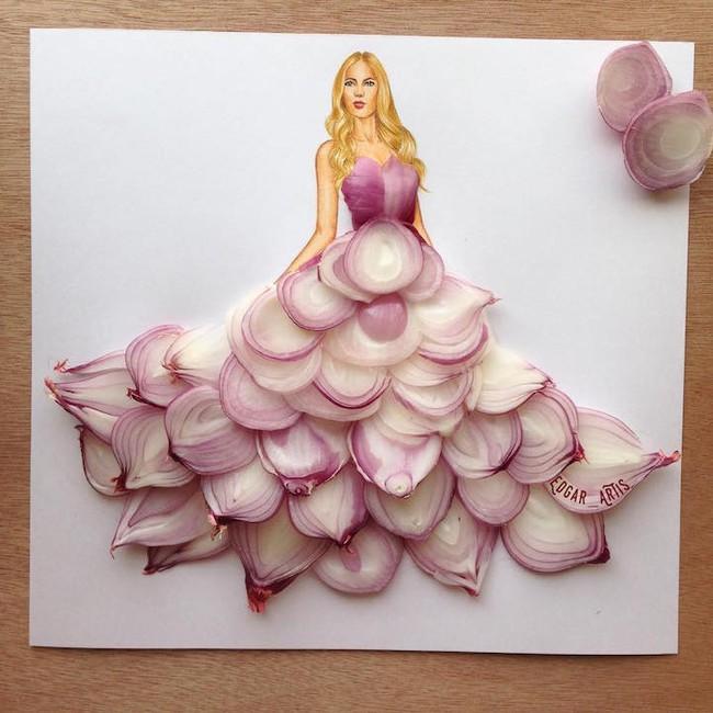 Bộ sưu tập thiết kế thời trang lấy cảm hứng từ đồ vật hàng ngày - Ảnh 5.