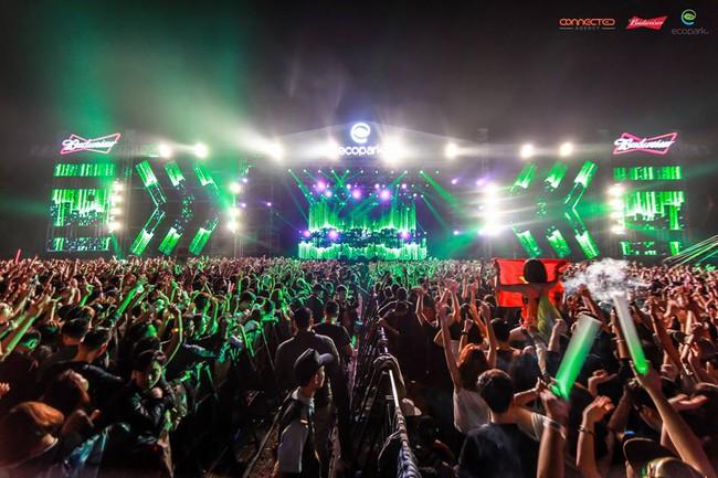 EDM tiếp tục là xu hướng âm nhạc dẫn đầu trong năm 2016 - Ảnh 1.