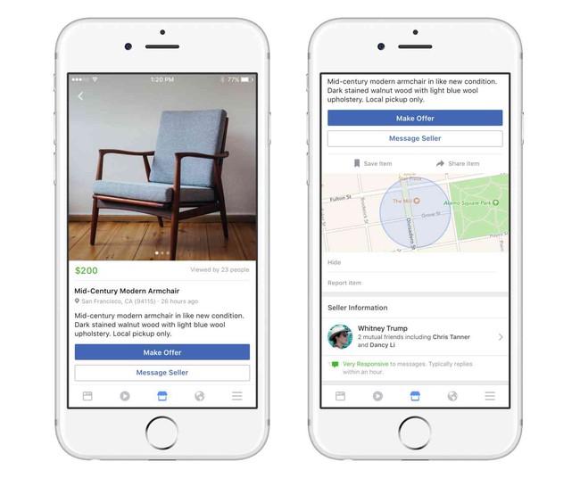 Facebook mới tung ra mỏ vàng cho dân bán hàng online - Ảnh 2.
