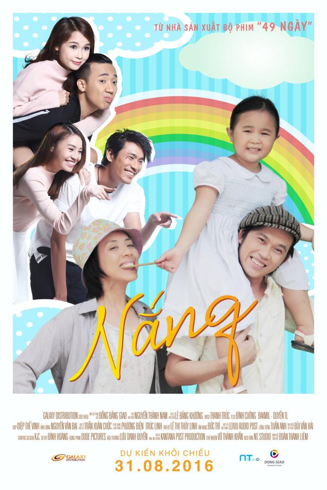 Phim lấy nước mắt của 3 danh hài Hoài Linh - Trấn Thành - Thu Trang ấn định ngày ra rạp sau khi hoãn chiếu - Ảnh 1.