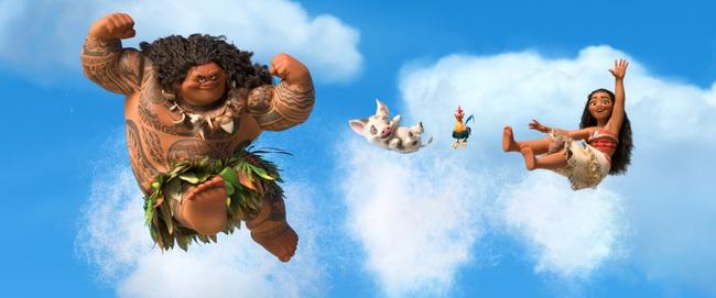 5 chi tiết chứng tỏ Moana là nàng công chúa phá cách nhất của Disney - Ảnh 4.