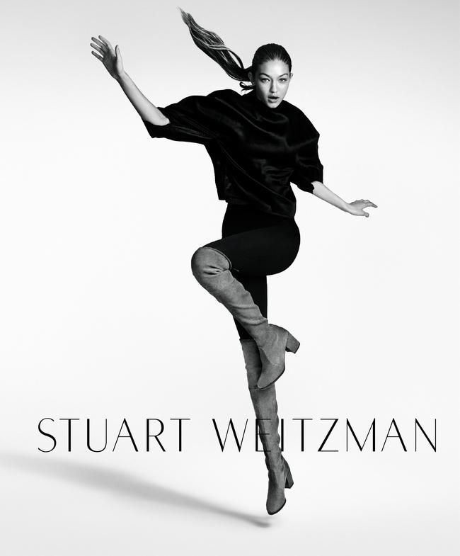 Stuart Weitzman - Thương hiệu giày yêu thích của Gigi Hadid ra mắt tại Việt Nam - Ảnh 6.