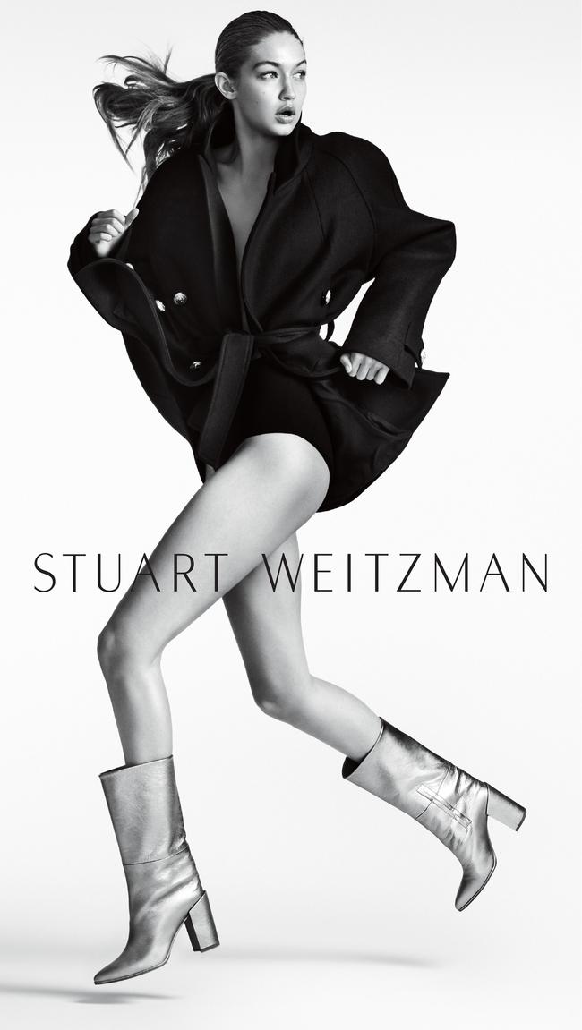 Stuart Weitzman - Thương hiệu giày yêu thích của Gigi Hadid ra mắt tại Việt Nam - Ảnh 5.