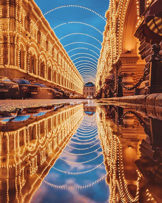 Ngỡ ngàng trước một Moscow mùa Giáng Sinh lung linh như truyện cổ tích - Ảnh 11.