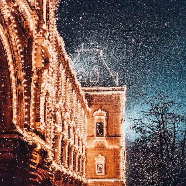 Ngỡ ngàng trước một Moscow mùa Giáng Sinh lung linh như truyện cổ tích - Ảnh 17.