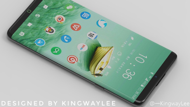 Ra lò ý tưởng Galaxy S8 cực đẹp, iPhone mà không thay đổi thì sẽ ế dài - Ảnh 5.