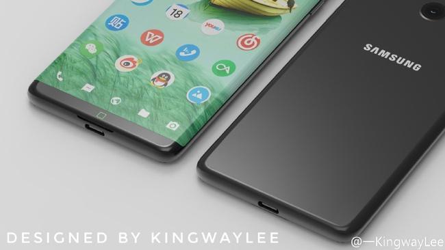 Ra lò ý tưởng Galaxy S8 cực đẹp, iPhone mà không thay đổi thì sẽ ế dài - Ảnh 3.