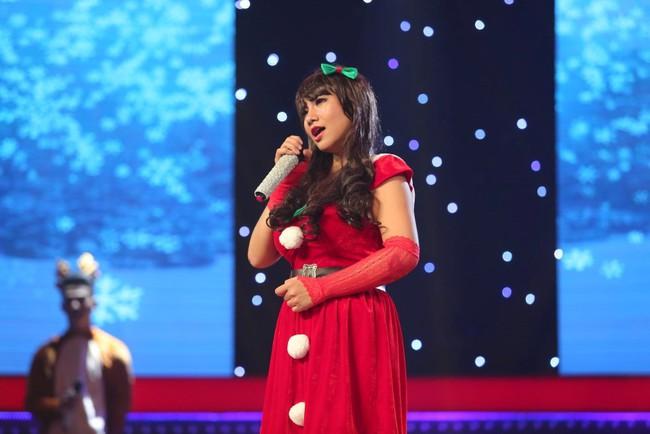 Hương Tràm, Cao Thái Sơn phát hiện ra 2 cô gái xinh đẹp mà hát dở thôi rồi! - Ảnh 17.