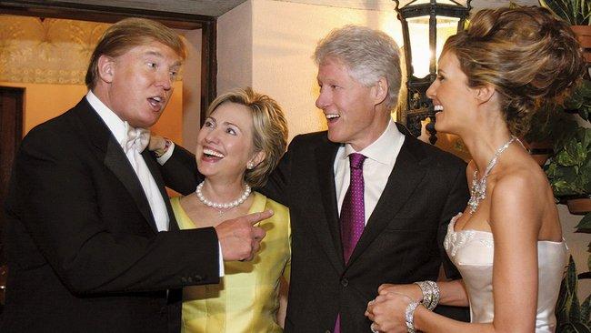 Chùm ảnh: Đám cưới xa hoa của tỷ phú Donald Trump cùng siêu mẫu Melania 11 năm trước - Ảnh 3.