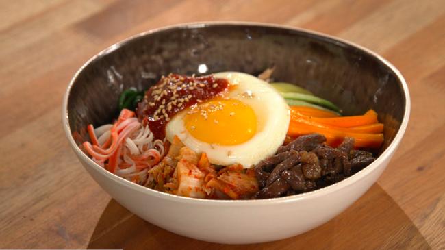 Vừa kimbap vừa cơm bibimbap chỉ trong 1 công thức - Ảnh 4.