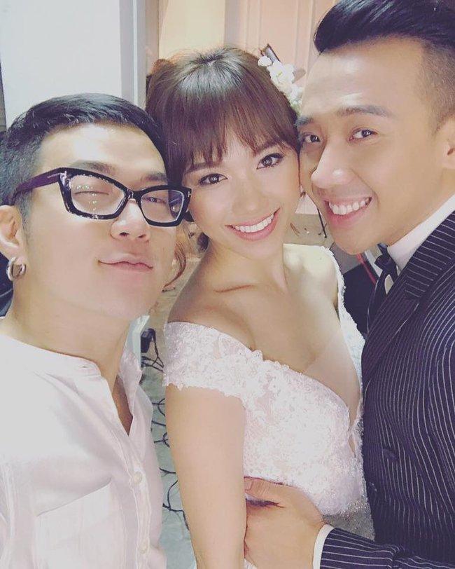 Hot: Lộ hậu trường chụp ảnh cưới của Trấn Thành - Hari Won - Ảnh 1.