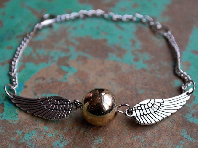 Bộ trang sức Harry Potter đưa bạn đến với thế giới phù thủy kỳ bí - Ảnh 3.