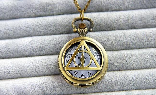 Bộ trang sức Harry Potter đưa bạn đến với thế giới phù thủy kỳ bí - Ảnh 9.