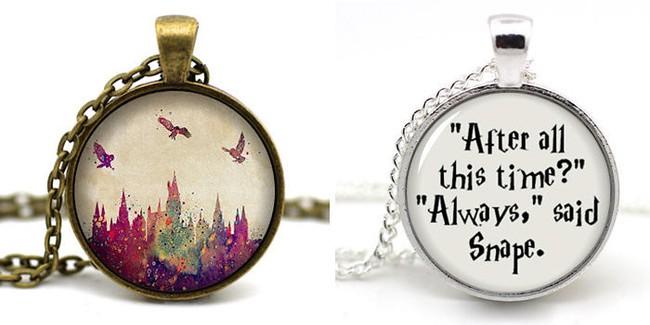 Bộ trang sức Harry Potter đưa bạn đến với thế giới phù thủy kỳ bí - Ảnh 7.