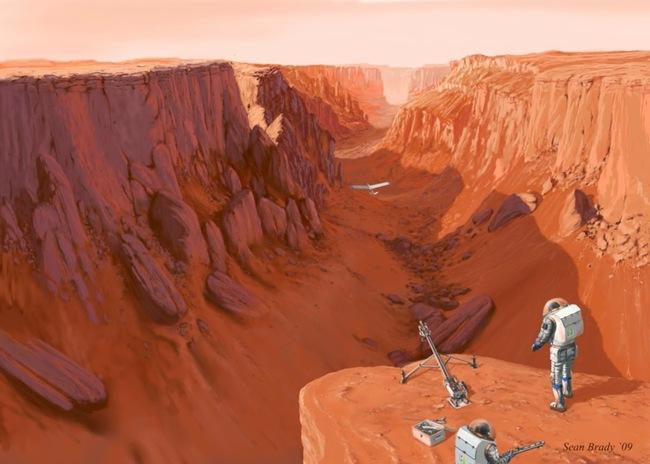 Trải nghiệm đi du lịch sao Hỏa mà chẳng tốn một xu với NASA - Ảnh 5.