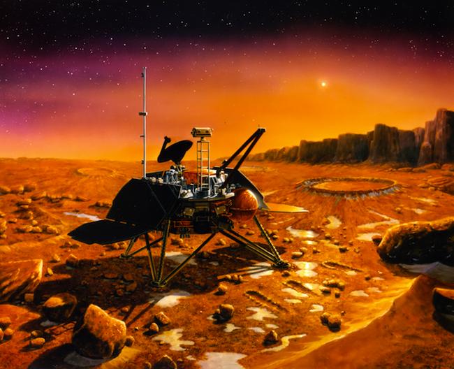 Trải nghiệm đi du lịch sao Hỏa mà chẳng tốn một xu với NASA - Ảnh 9.