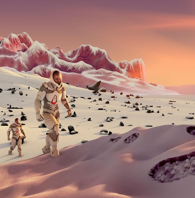 Trải nghiệm đi du lịch sao Hỏa mà chẳng tốn một xu với NASA - Ảnh 10.
