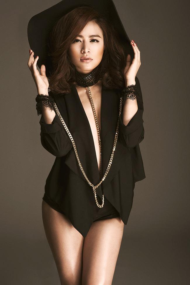 Hoàng Thùy Linh đến Chung kết Vietnams Next Top Model với ca khúc chủ đề mùa 7! - Ảnh 4.