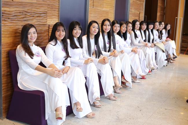 20 nữ sinh xinh đẹp này sẽ tranh tài trở thành Miss Áo Dài Nữ Sinh VN 2016 - Ảnh 5.
