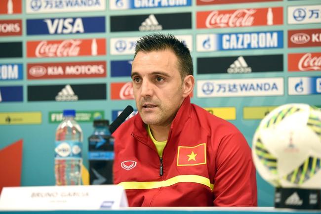 Tuyển futsal Việt Nam tự tin đánh bại đội bóng số 3 thế giới ở vòng 1/8 World Cup - Ảnh 11.