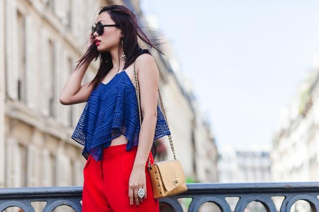 Ngưỡng mộ với cô gái Việt siêu chất, nổi bật ở tuần lễ thời trang Paris - Ảnh 18.